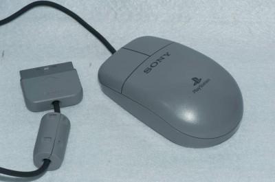 [ゲハ]SCE プレイステーション:マウスセット(ロングケーブル)  SCPH-1090