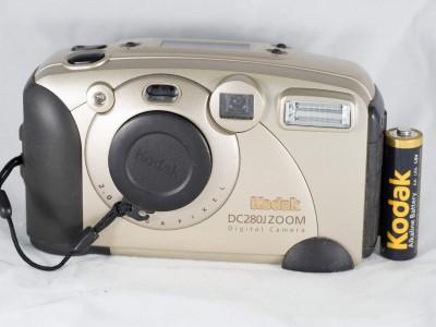 {メ}Kodak/DC280J ZOOM