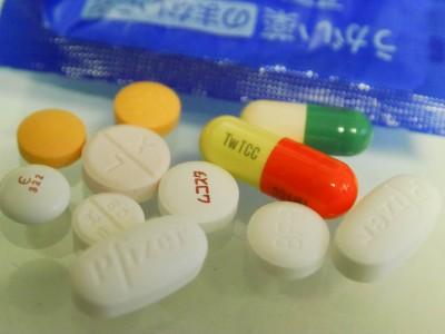 [日]ブログ:薬が増えました