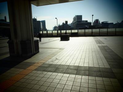 {写真のきれはし}えきまえ/177
